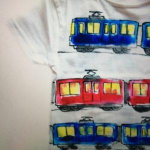 やっぱり電車でしょ。