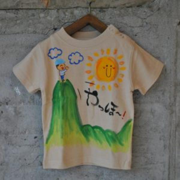 【ご存知ですか…】もう一つの手描きTシャツ(神戸柄)