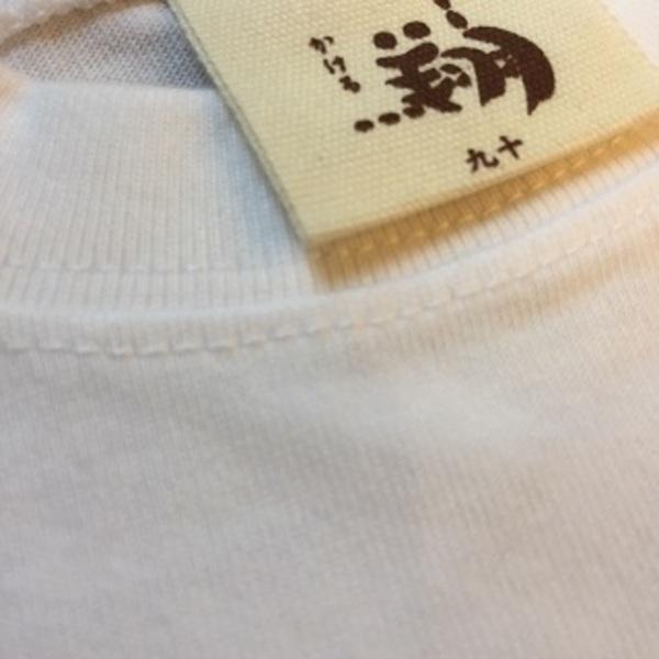 【完全別注の手描きTシャツ】