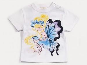 妖精の手描き