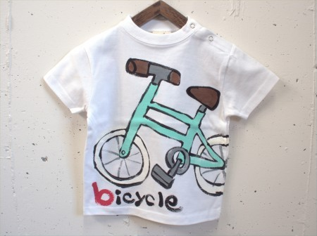 自転車おとなの手描き