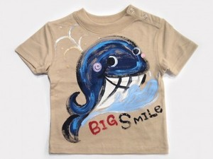 BIG SMILEの手描き