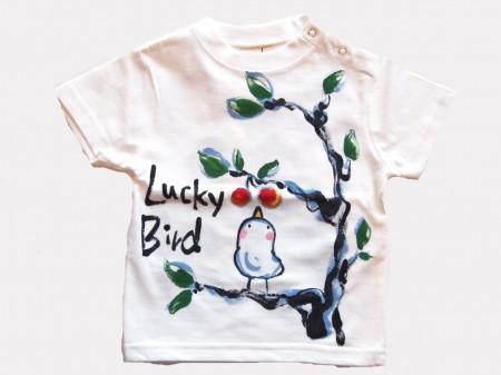 Lucky Birdの手描き