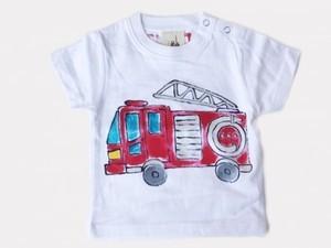 Fire Truck の手描き