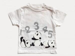たいそうパンダの手描き
