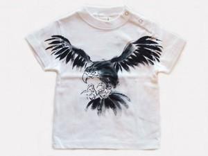 鷹の手描き