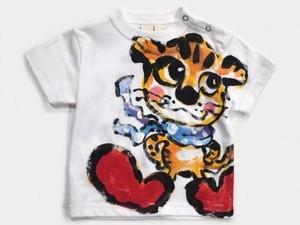 長靴を履いた虎猫の手描き