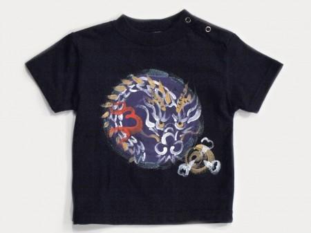 ドラゴンボールの手描き (紺色・カーキ色お勧め柄)