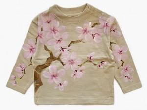 桜づくしの手描き